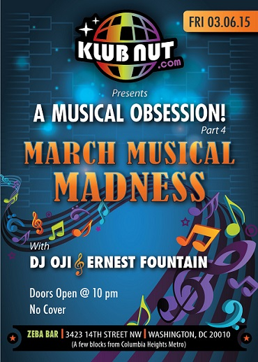 A Musical Obsession pt 4 - March Musical Madness